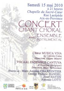 Cantuva Aix-en-Provence & Calas