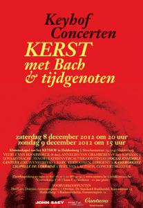 Cantuva Kerst met Bach & tijdgenoten