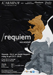 Cantuva Requiem Mozart Vilvoorde