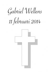 Cantuva Gabriel Wellens