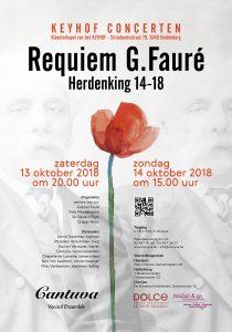 Cantuva Requiem Fauré